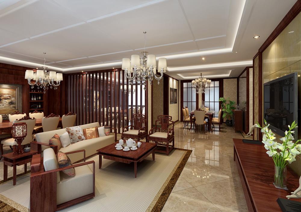金色家园客厅