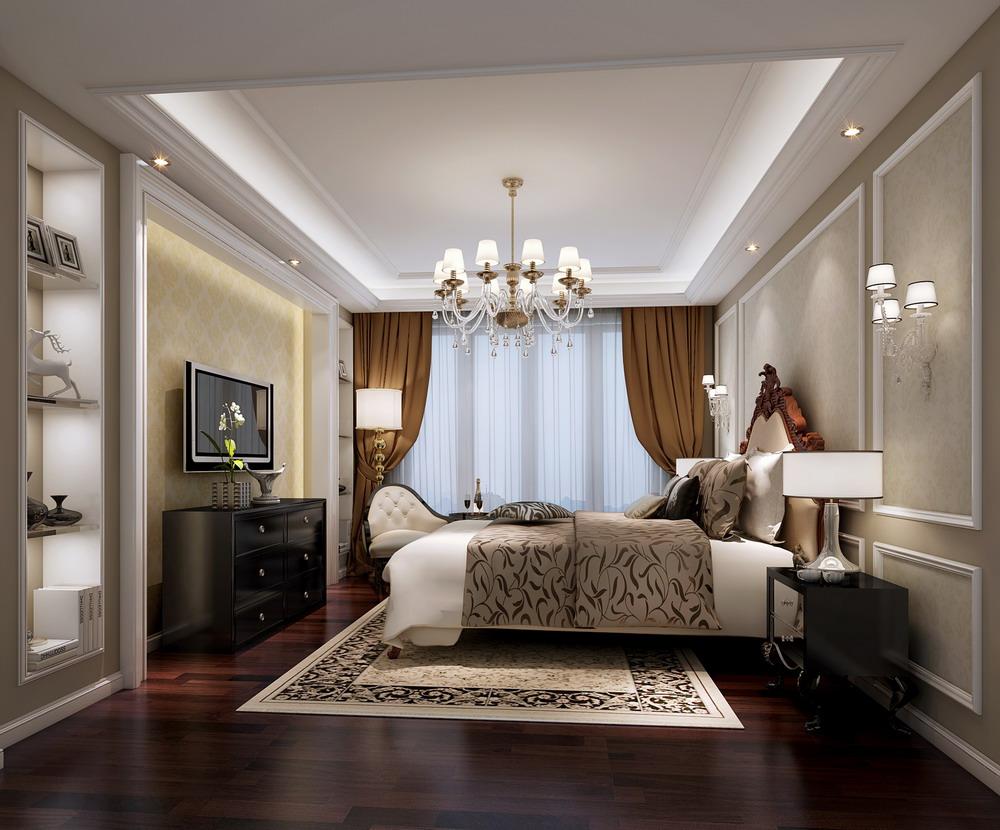 水墨澜庭卧室